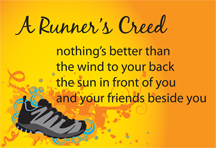 Runner's Creed